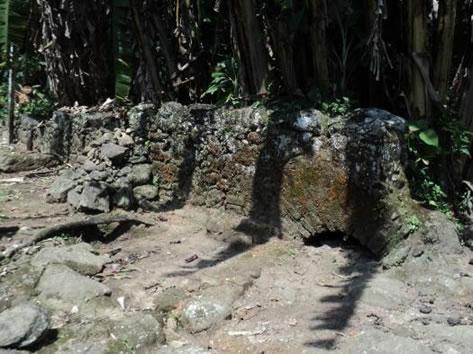 Figura 72. Ruínas da antiga Armação das Baleias localizada na Ponta da Armação.